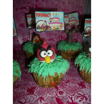 Muffins Angry Birds