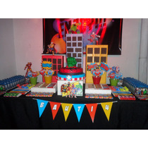 Candy Bar Superheroes Los Vengadores Avengers