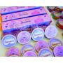 Candy Bar Golosinas Personalizadas Cumple Promo 10 Chicos