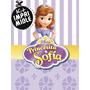 Kit Imprimible Princesita Sofia Candy Bar - Texto Editable