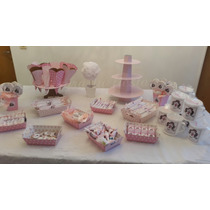 Candy Bar, Mesa Dulce, Golosinas Personalizadas Monster High