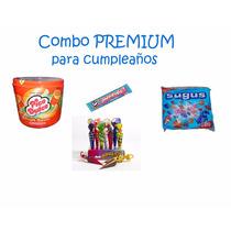 Combo De Golosinas Premium Para Cumpleaños