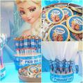 Golosinas Personalizadas - Candy Bar Para 20 - Belgrano