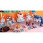 Candy Bar Mesa Dulce Torta Souvenirs Y Bolsitas 20 Chicos!!!