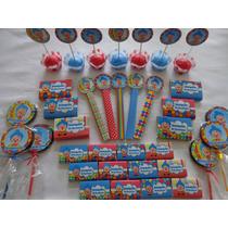 Candy Bar Payaso Plim Plim Golosinas Para 20