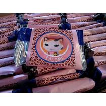 Candy Bar Golosinas Personalizadas Sheriff Callie