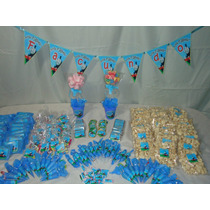 Mesa Dulce Candy Bar Tematico 40 Chicos Frozen Minnie Minion