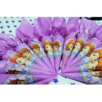 Candy Bar Princesita Sofía - 10 Chicos/60 Golosinas !!!