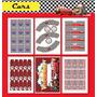 Kit Para Imprimir En Casa! Cars Con Ray Mcqueen