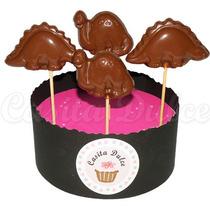 10 Chupetines De Chocolate Dinosaurios Cumples Ideal Souveni