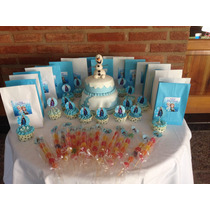 Combo : Candy Bar+torta +sorpresitas! 90 Golosinas