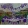 Candy Bar Violetta, Angry Birds, Minnie, Etc. Golosinas Pers