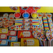 Candy Bar Piñón Fijo Golosinas Personalizadas