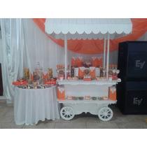 Oferton Candy Bar Personalizado 25 Chicos!!!