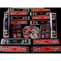Candy Especial De Minnie Y Mickey - 10 Chicos/60 Golosinas