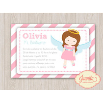 Candy Bar: Kit Imprimible Bautismo Nena - Golosinas Y Deco