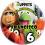Los Muppets Kit Imprimible Etiquetas Golosinas