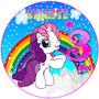 Imágenes Pequeño Pony Kit Imprimible Etiquetas Plantillas