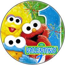 Etiquetas Elmo Baby Kit Imprimible Invitaciones