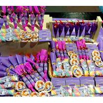 Candy Princesita Sofía - 10 Chicos/60 Golosinas !!!