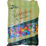 1 Kilo Lentejas Tipo Rocklets Chocolate - La Golosineria