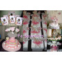 Cupcakes-torta-golosinas-candy Bar-souvenirs-kitty-melody