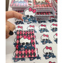 Stickers Formas Roquelados Candy Bar Golosinas Personalizado