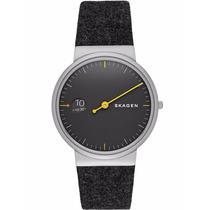 Reloj Skagen Hombre Skw6199 Grey Extra Plano Agente Oficial