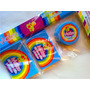 Etiqueta Sticker Adhesivos Candy Bar Personalizado Golosinas