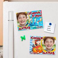 Festeja Tu Cumpleaños Con Phineas Y Ferbs Cartel + Souvenirs