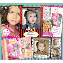 15 Mini Foto Imanes Souvenir Personalizado 10x7cm + Diseño