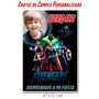 Los Vengadores Hombre Araña Avengers Cartel Cumpleaños Foto