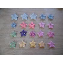 20 Estrellas Porcelana Fria Souvenir Bautismo Nacimiento Qui