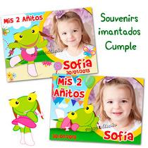 Sapa Pepa 10 Souvenirs Infantiles Foto-imanes . Divinos!!