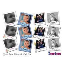 Foto Iman Polaroid, Souvenirs. Tamaño 10x9,5cm