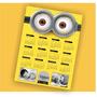 13 Iman 15x13cm Souvenir Personalizad Minion Calendario Foto