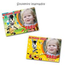 Zou La Cebra - Souvenirs Cumpleaños Personalizados Con Foto
