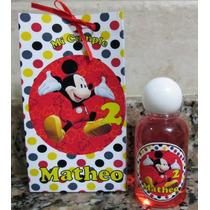 10 Perfumes Personalizados Souvenirs C/cajita Papel Fotog.