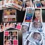 24 Foto Iman 10x10 Souvenir Personalizado Cumple Boda Quince