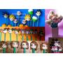 Angry Birds Lapices, Ben 10, Minions, Princesa Sofia, Dragon