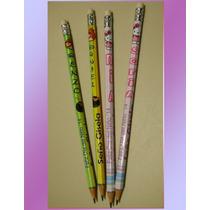 20 Lápices Personalizados - Souvenir Cumples - Día Del Niño