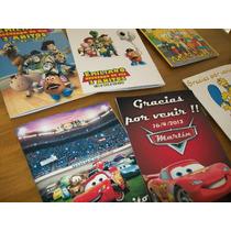 50 Libritos Libros Personalizados Para Colorear Envio Gratís