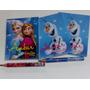 Anotador Infantil Mas Lapiz Personalizado Pack X 35 Juegos