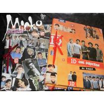 Diario One Direction Agenda Personal 1d C/ Lapicera
