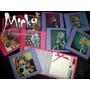 Souvenirs Anotador Violetta, Ben 10, Princesas, Disney Y Mas