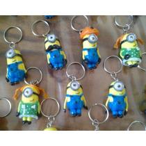 Llaveros Minion! Minions Souvenirs! Varios Diseños