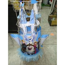 Piñata Frozen Castillo El Mejor Precio