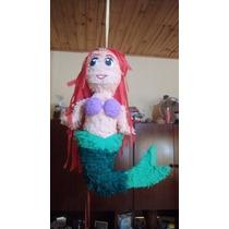 Piñata De Ariel La Sirenita