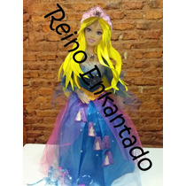 Piñata Barbie Princesa