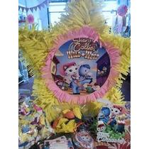 Piñatas Mexicanas Sheriff Callie Peg Y Toby